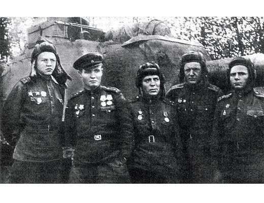 Фото №1 - Первый салют Великой Отечественной