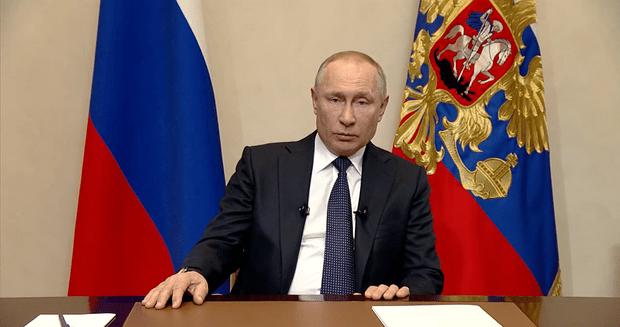 Фото №1 - Путин пообещал россиянам отсрочку по ипотеке