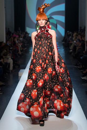 Фото №3 - Обыкновенная фантастика: Jean Paul Gaultier Couture SS18