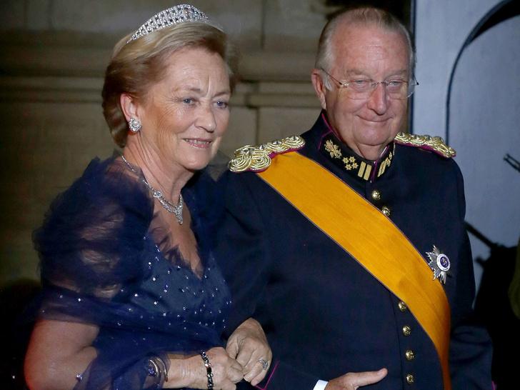 Фото №1 - Все серьезно: почему король Альберт II и королева Паола изменили свой брачный контракт