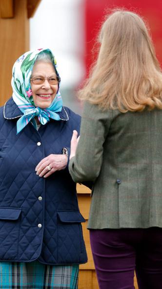 Фото №4 - Особое положение: почему Королева всегда была ближе с младшими внуками, а не со старшими