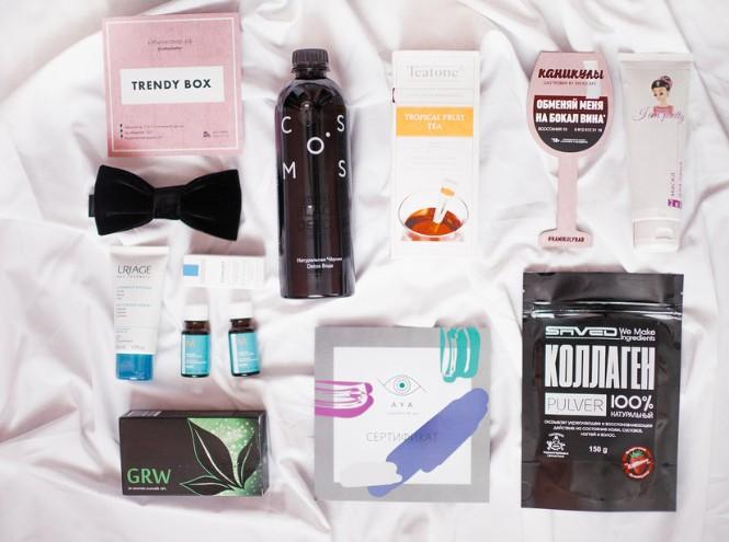 Фото №3 - Trendy Box представил летний набор подарков