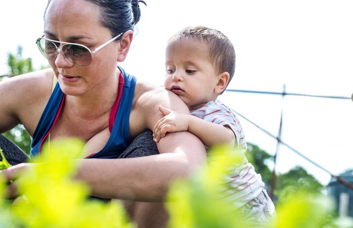 Фото №1 - Психическое состояние женщины влияет на понимание эмоций ребенка