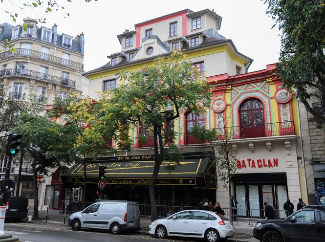 Фото №16 - Летим в театр: 10 лучших театральных подмостков Парижа