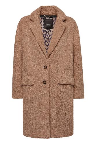 Фото №2 - Мягкие и пушистые: самые теплые пальто от Geox для предстоящей зимы