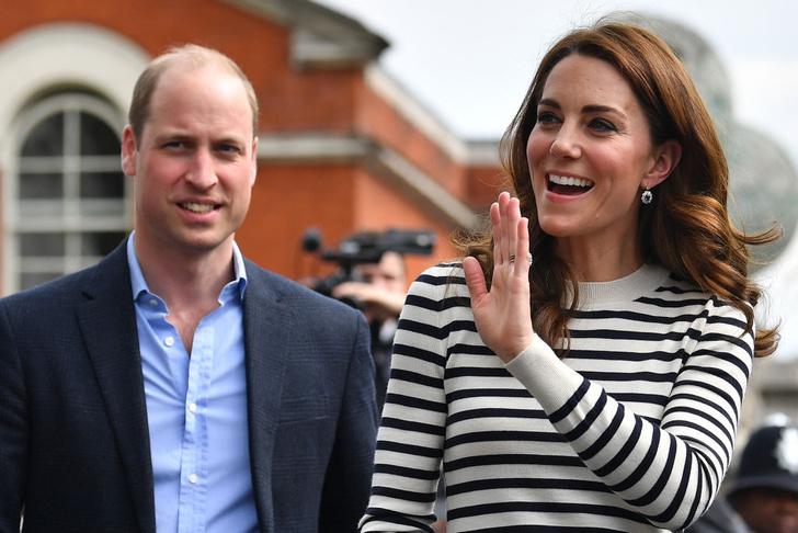 Фото №1 - Вы не поверите, в чем дело: Кейт Миддлтон и принц Уильям побили новый рекорд