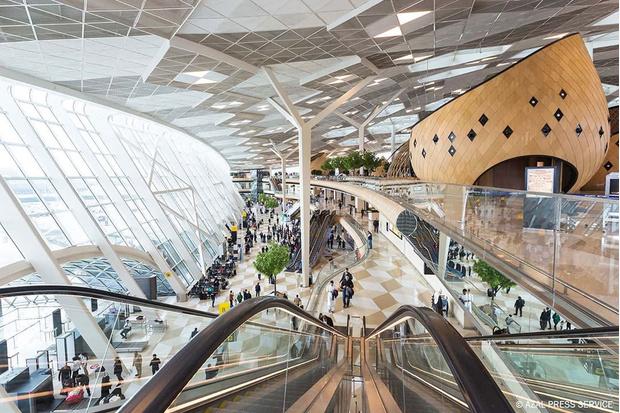 Фото №10 - 10 самых красивых аэропортов мира