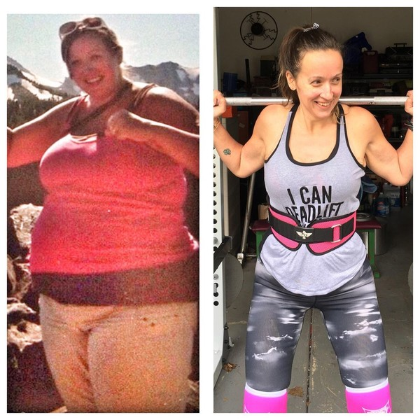 Фото №7 - Женщина сбросила 60 кило после 9-х родов: фото до и после
