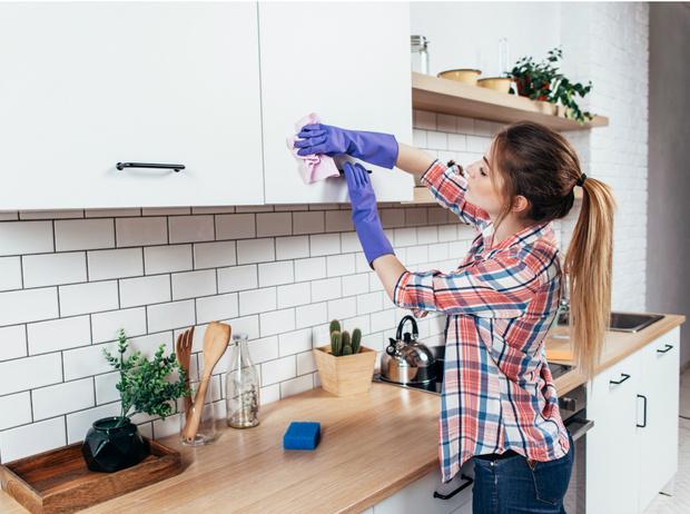 Фото №1 - Чистый дом за 15 минут: как наводить порядок по системе FlyLady