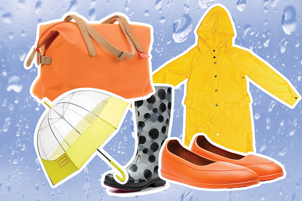 Фото №1 - Топ-10: Вещи для дождливой погоды