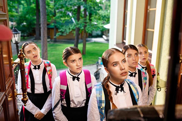 Фото №3 - Open Kids отправили в институт благородных девиц!