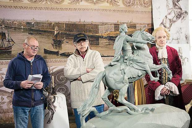 Фото №4 - Василий Ливанов: «Я знал, что у меня будет двое сыновей и голубая машина»