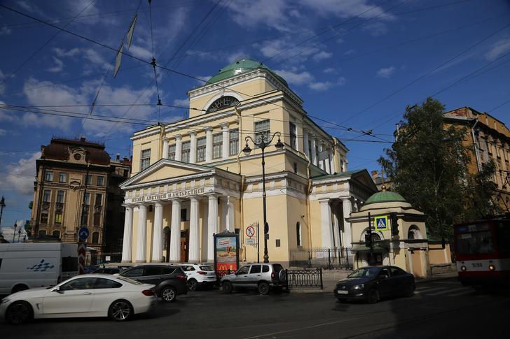 Фото №4 - Архитектурные прогулки: Петербург «спонтанный». Часть первая