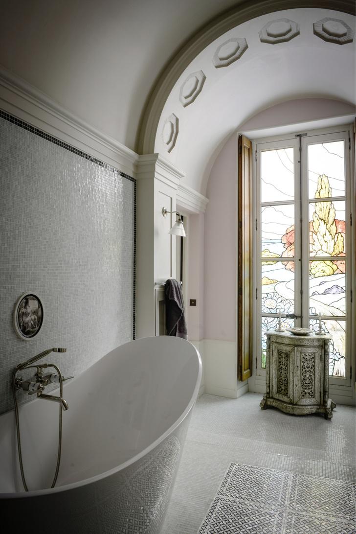 Фото №11 - Ванная комната в классическом стиле: 12 проектов с комментариями дизайнеров