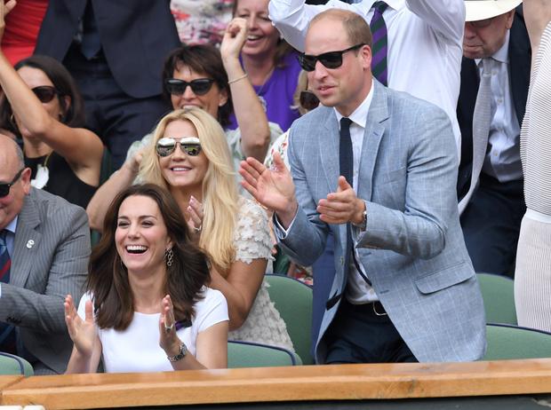Фото №42 - Виндзоры и Уимблдон: краткая история отношений королевской семьи и тенниса