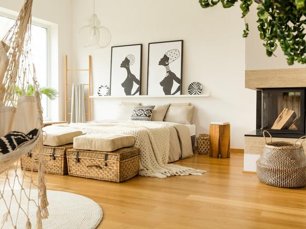 Фото №1 - Стиль бохо в интерьере: как создать в квартире богемную обстановку