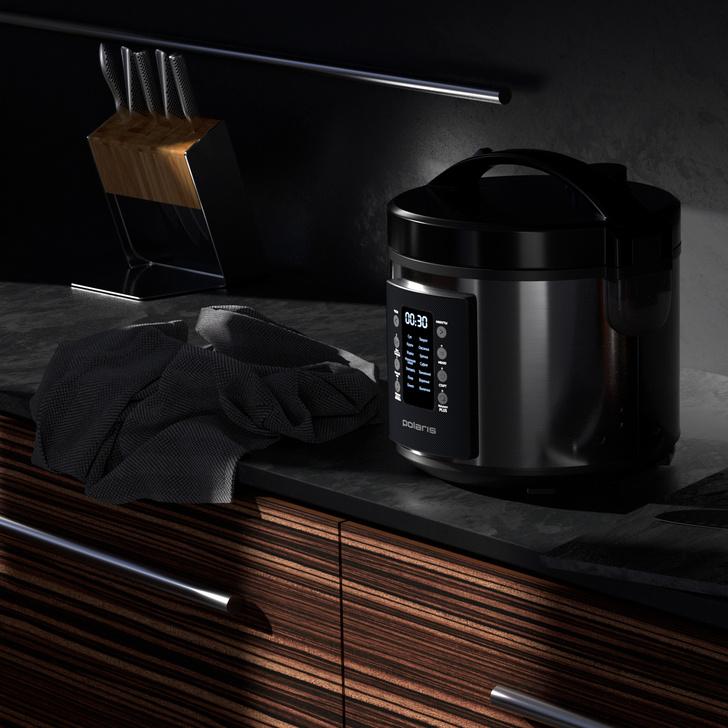 Фото №1 - Мультиварка от Polaris сделает вас шефом на собственной кухне