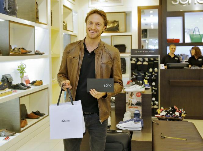 Фото №1 - Shoes First: вечеринка Marie Claire в SOHO