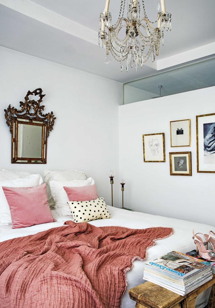 Квартира в Мадриде. Проект дизайнера Паулы Ордовас.