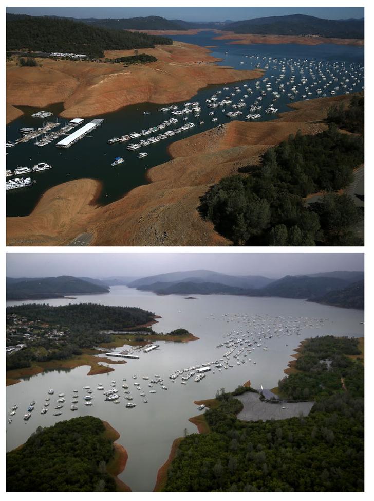 Фото №1 - Калифорния оживает после сильнейшей засухи