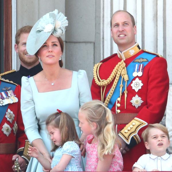 Фото №7 - Кто эта девочка, затмившая принца Джорджа и принцессу Шарлотту