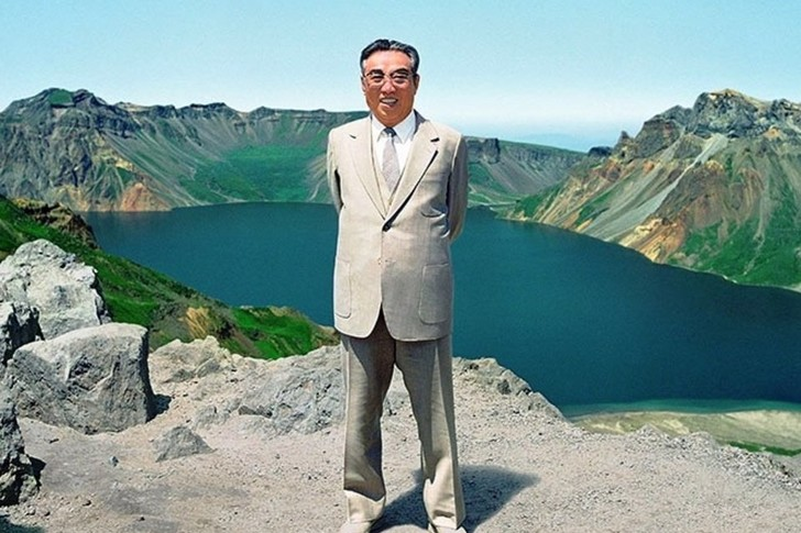 Фото №1 - Северокорейская пресса официально признала, что Ким Ир Сен не умел телепортироваться