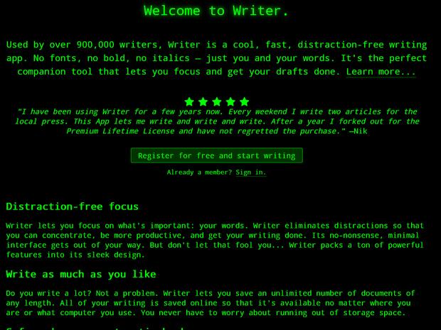 Фото №8 - 11 сайтов и приложений для начинающих писателей