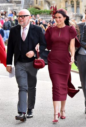 Фото №10 - Самые стильные гости на свадьбе принцессы Евгении и Джека Бруксбэнка