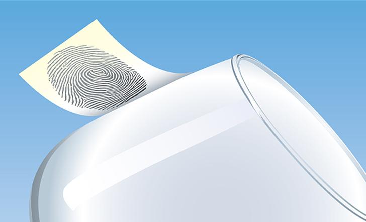 Фото №3 - Как снять отпечатки пальцев