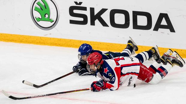 Фото №2 - В Уфе завершился восьмой Международный юношеский хоккейный турнир «КУБОК ŠKODA»