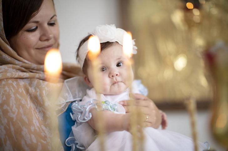 как выбрать крестных для ребенка