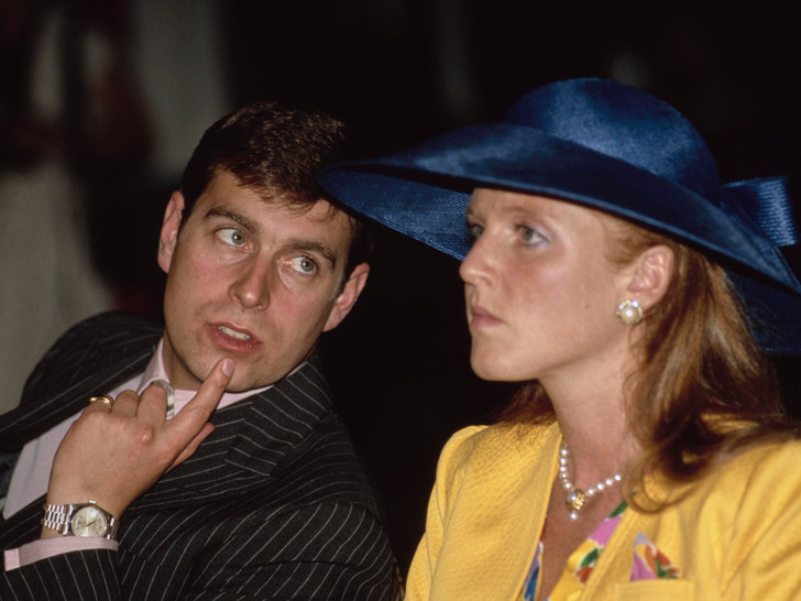 Фото №2 - Самая счастливая разведенная пара: в чем секрет отношений Сары Фергюсон и принца Эндрю