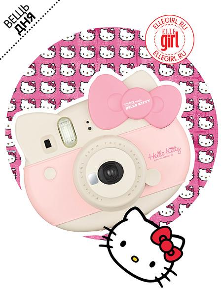 Камера Instax mini Hello Kitty