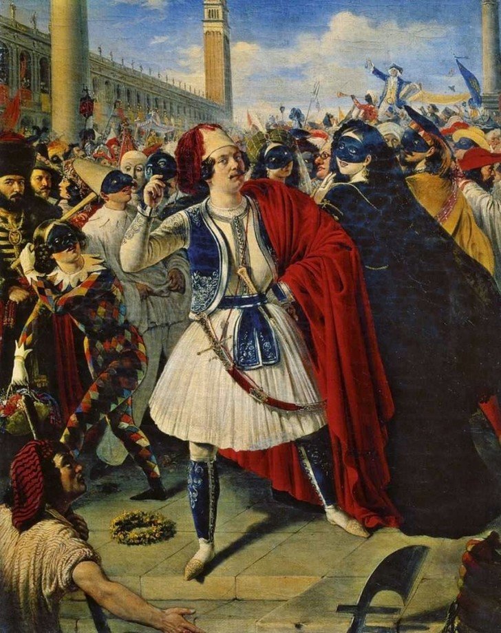 Фото №1 - Мужские юбки: 8 костюмов с историей