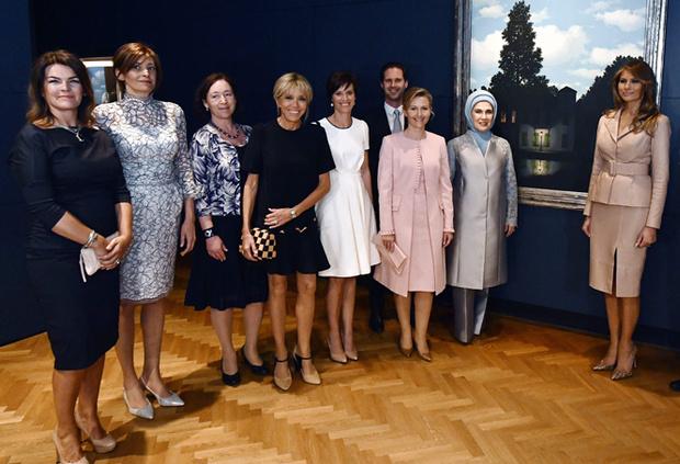 Фото №14 - G7 в Брюсселе: как выглядят первые леди европейских государств