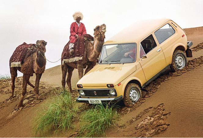 Фото №6 - Пять советских автомобилей, которые могли выглядеть иначе
