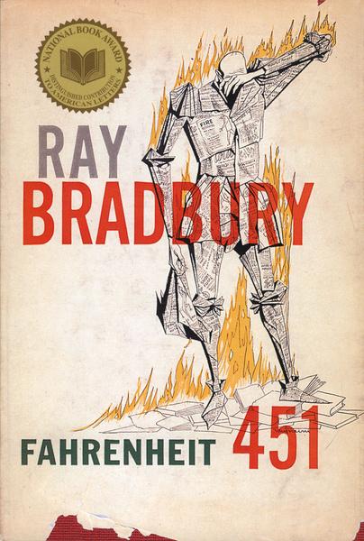 «451 градус по Фаренгейту», Рэй Брэдбери