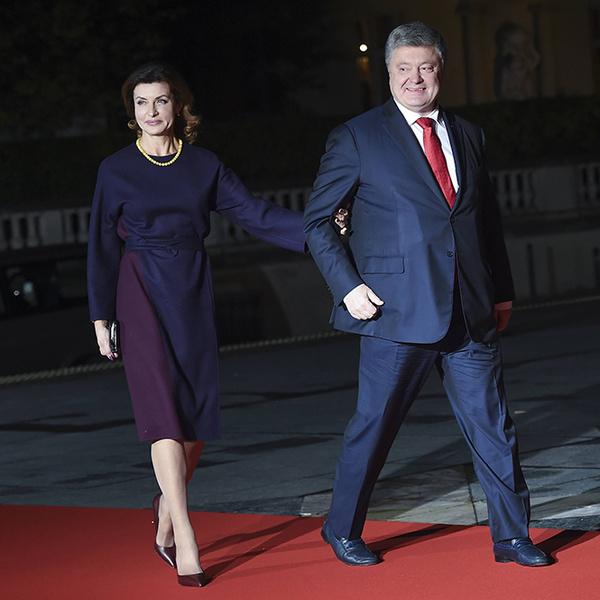 Фото №21 - Боги политического Олимпа: президенты и их жены на званом ужине в Париже