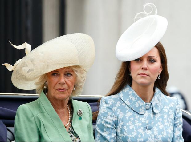 Фото №4 - Быть герцогиней: какой совет Камилла дала Кейт перед свадьбой