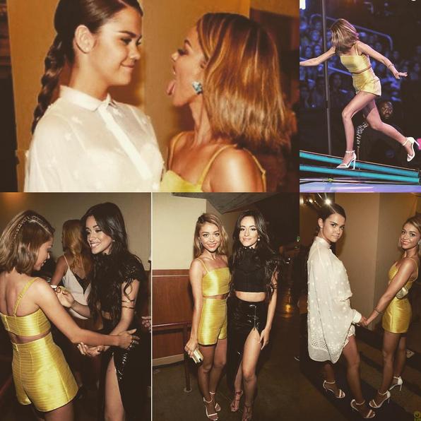 Фото №37 - Звездный Instagram: Teen Choice Awards 2015