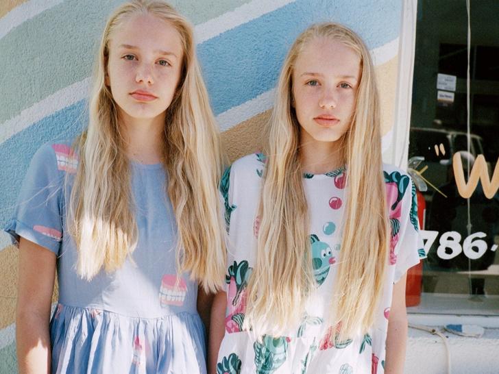 Фото №1 - Одно лицо: близнецы не умеют различать друг друга на фото