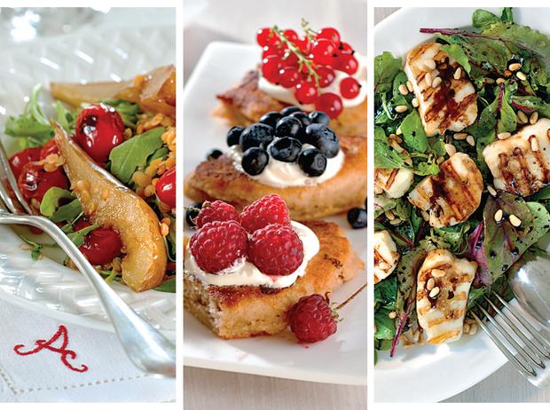 Фото №1 - Как завтракали Жаклин Кеннеди, Софи Лорен и Маргарет Тэтчер