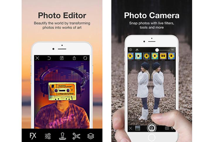 PicsArt Photo Studio приложение