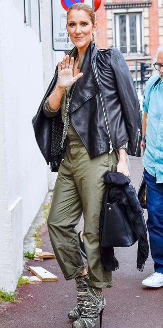 Фото №9 - Модная трансформация Селин Дион: лучшие образы от нового стилиста певицы
