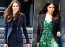 Три причины, почему Меган Маркл выиграет модную битву у Кейт Миддлтон