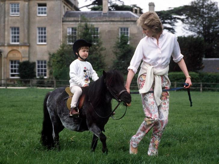 Фото №1 - Загадочное прозвище, которое было у принца Уильяма в детстве