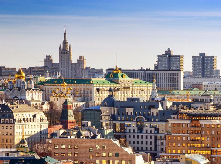 Фото №7 - На высоте: где искать лучшие панорамные виды Москвы