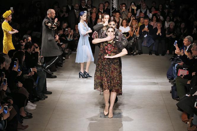 Фото №1 - Мода без границ: Antonio Marras FW 2017/18