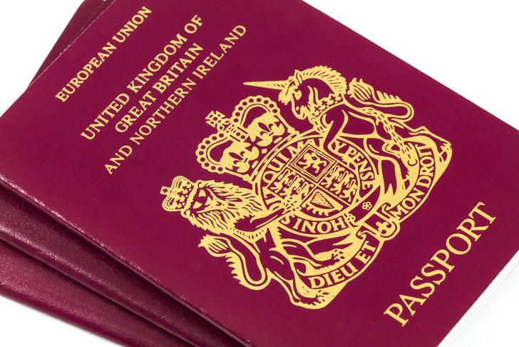 Фото №1 - Brexit может подорвать авторитет британского паспорта