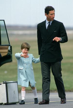Фото №5 - Ошибки прошлого: за что Уильям не мог простить принца Чарльза